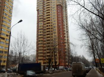 Новостройка ЖК ул. Комсомольская дом 10